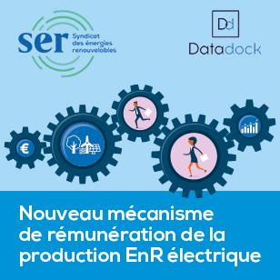 Nouveau mécanisme de rémunération de la production EnR électrique