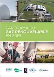 Panorama du gaz renouvelable en 2019