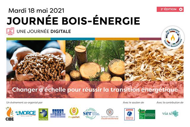 Journée Bois-énergie 2021
