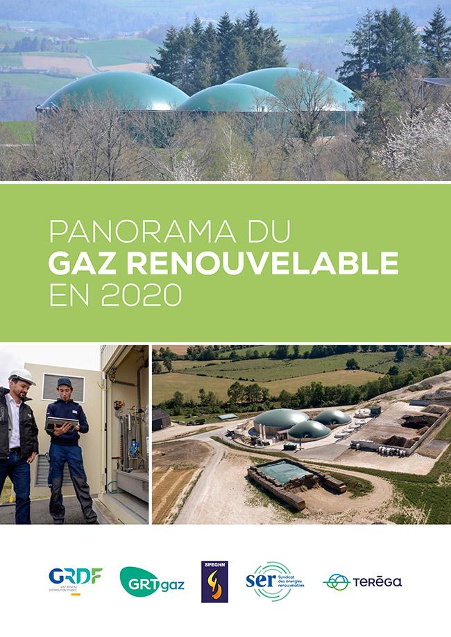 Panorama gaz renouvelable avril 2021
