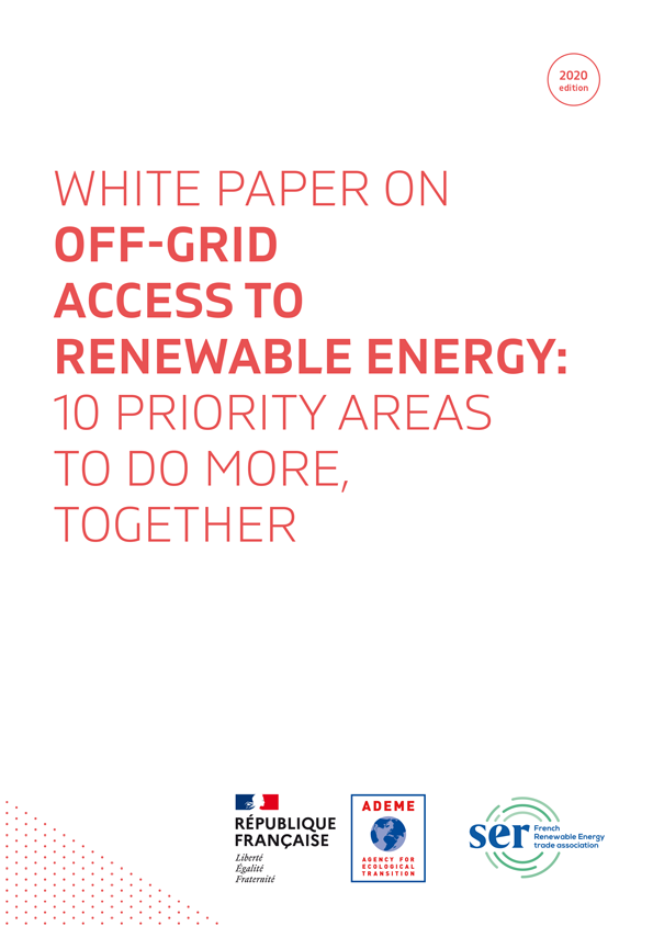 White paper on off-grid access to renewable energy
